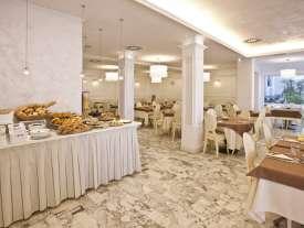 Hotel Aurora Colazione