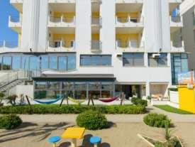 hotel rimini direttamente sul mare