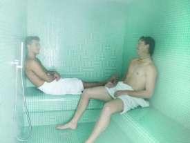hotel rimini con sauna