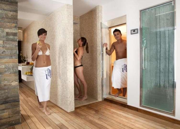 hotel con centro benessere rimini