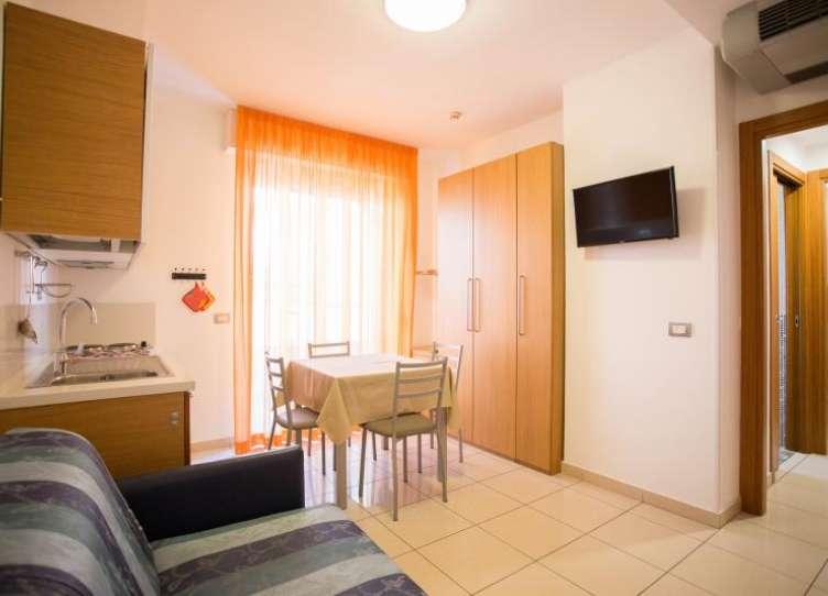 Appartamento bilocale tip. 1