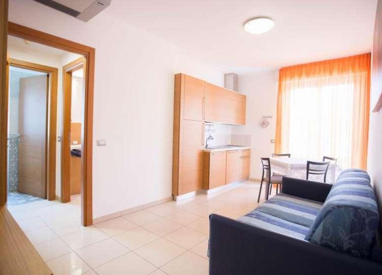 Appartamento bilocale tip. 2