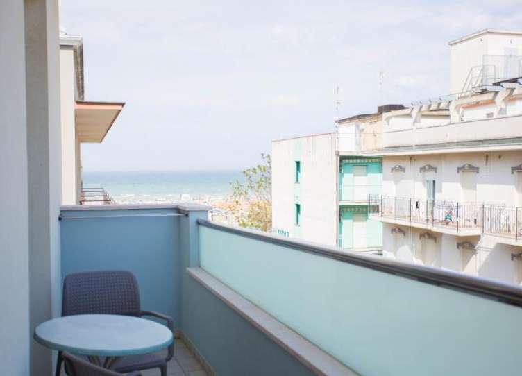 Appartamento bilocale tip. 2 - quarto piano