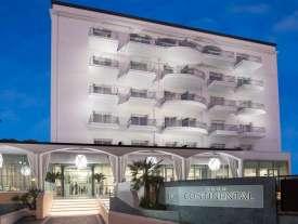 Faccia Hotel Continental