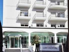 Ingresso Hotel Continental