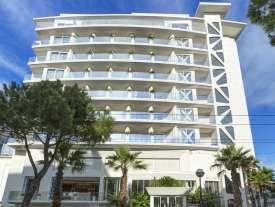Hotel Sporting esterno