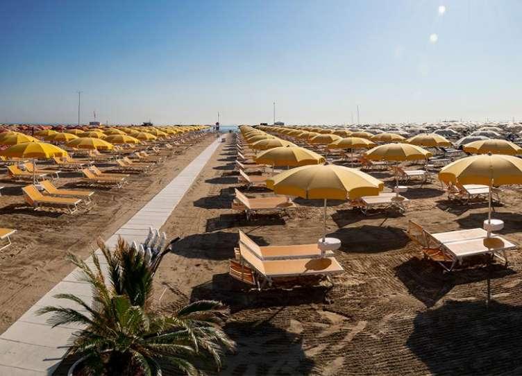 Spiaggia Hotel Continental