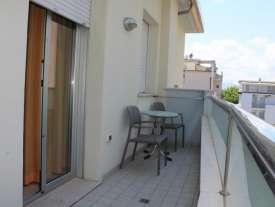 Appartamento bilocale 6 - quarto piano lato retro