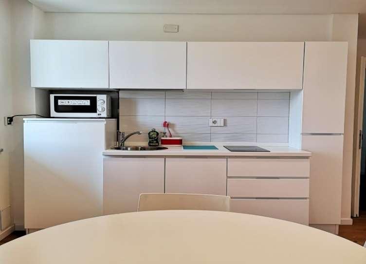 appartamenti riviera romagnola con cucina