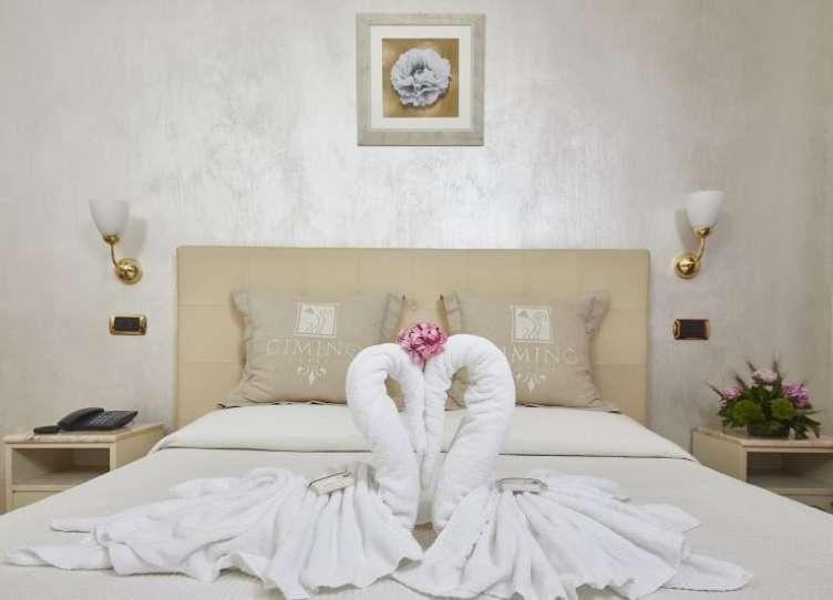 camera matrimoniale hotel 4 stelle rimini
