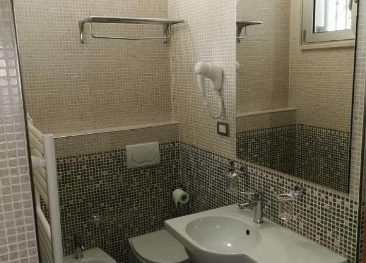 Monolocale - bagno
