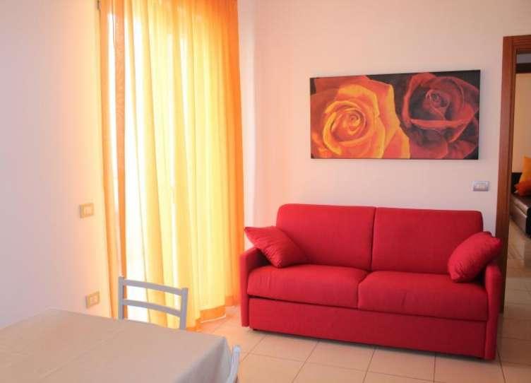 Bilocale Comfort Superior - soggiorno