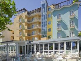hotel 3 stelle a rimini con piscina