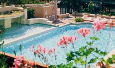 albergo 3 stelle a riccione con piscina all aperto