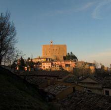 Visita guidata e aperitivo in Rocca