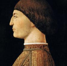 Sigismondo Malatesta visto da Piero dell