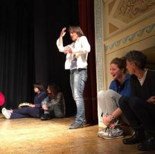 Teatro dei Cinquequattrini presenta: CIRCO RICCO MI CI FICCO