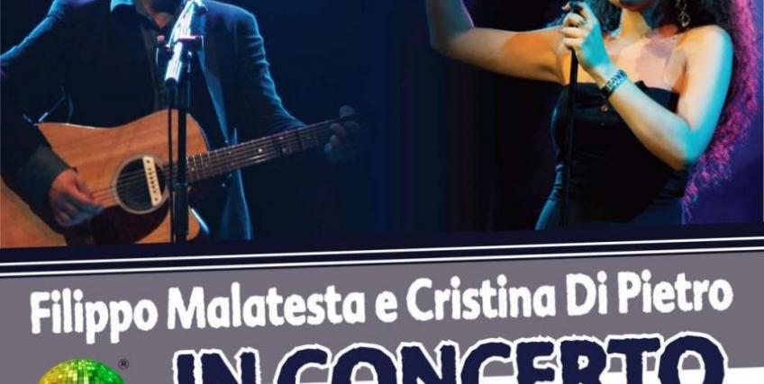 Locandina concerto Filippo Malatesta