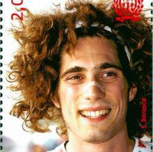 francobollo Marco Simoncelli