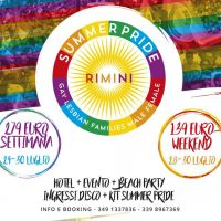 Summer Pride 2017 Rimini