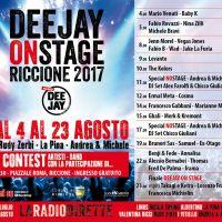 Radio DEEJAY On Stage