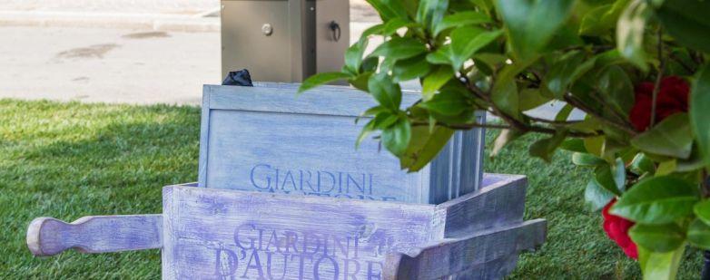 Cariola - Giardini d'autore