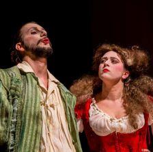 Romeo e Giulietta. L'amore è saltimbanco  di Marco Zoppello