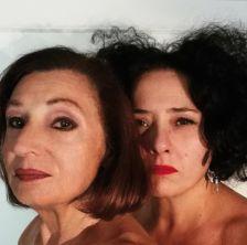 Carla Monticelli e Francesca Airaudo