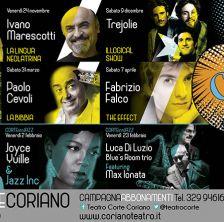 Stagione del Teatro CorTedi Coriano
