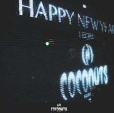 Capodanno al Coconuts