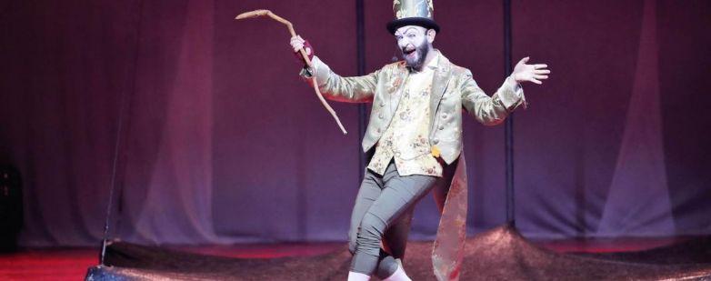 ALIS Gran Galà, lo show di Le Cirque World's Top Performers