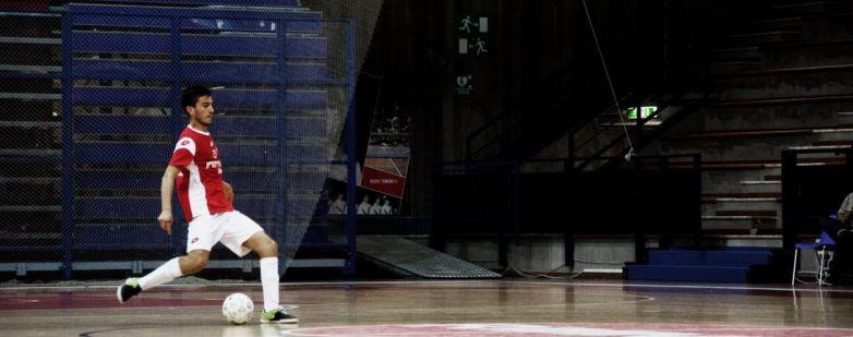 Eric Muratori Calcio a 5 Rimini