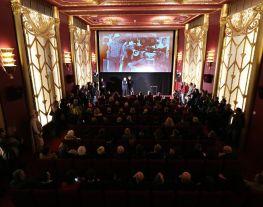 Cinema Fulgor - Interni - Inaugurazione 2018
