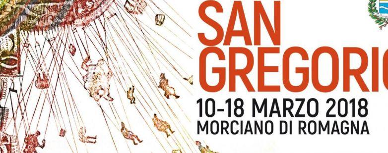 Manifesto San Gregorio 2018