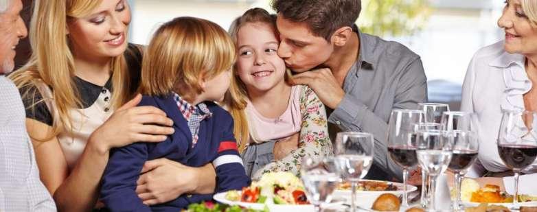 ristorante, bambini