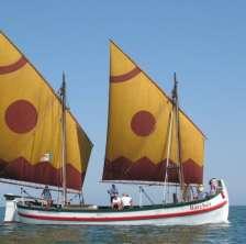 Raduno Imbarcazioni Storiche con Vela al Terzo