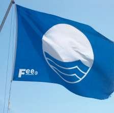 bandiera blù