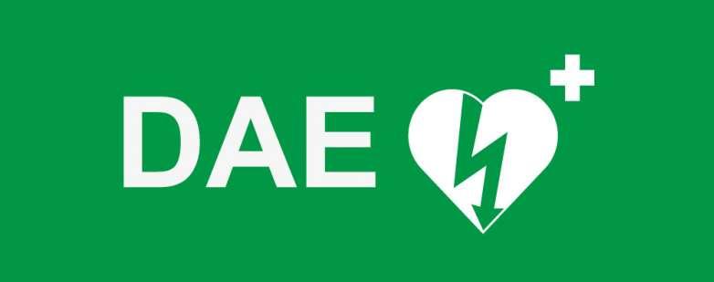 Dae, defibrillatore