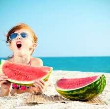 cosa mangiare in spiaggia
