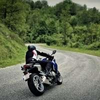 Gita in moto