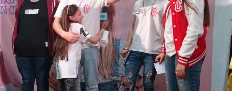 Le Befane Stop Bullismo a Rimini con House of Talent, Solfie e centinaia di ragazzi