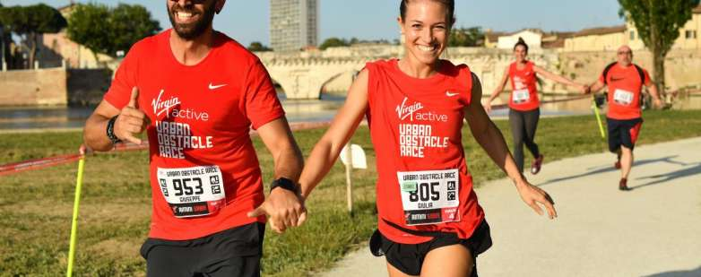 VIRGIN ACTIVE URBAN OBSTACLE RACE 02 06 2018