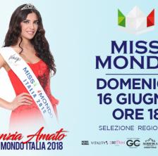Miss Mondo Italia a Le Befane Shopping Centre di Rimini domenica 16 giugno