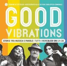 #GoodVibrations.