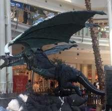 Anche un drago a Le Befane per Be Fantasy