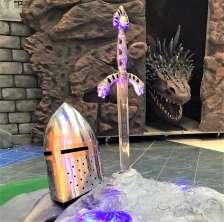 Be Fantasy alle Befane: estrai la Spada nella roccia e diventa Re della settimana