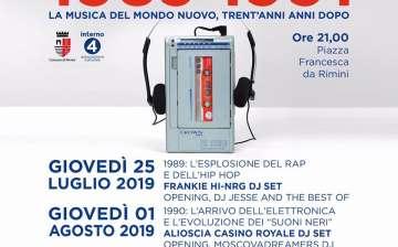 Music Revolutions 1989 - 1991