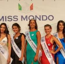 Misso Mondo Italia. Sophia Spera è semifinalista nazionale