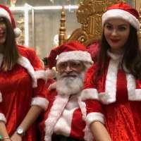 Babbo Natale in vacanza a Rimini