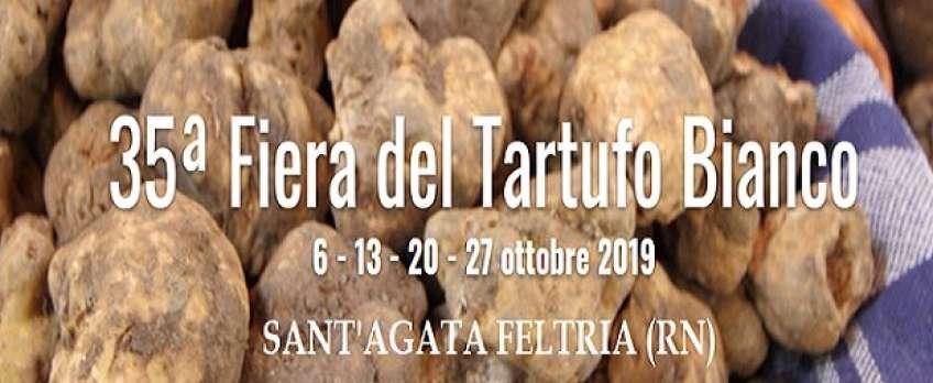 Fiera del Tartufo Bianco di Sant'Agata Feltria.